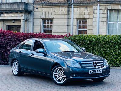 Mercedes-Benz C Class Saloon 1.8 C180 Kompressor SE 4dr