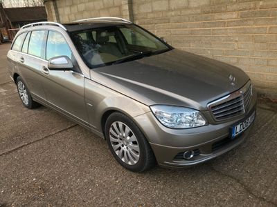 Mercedes-Benz C Class Estate 2.5 C230 Elegance G-Tronic 5dr