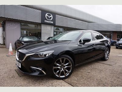 Mazda Mazda6 Saloon 2.0 SKYACTIV-G Sport Nav (s/s) 4dr