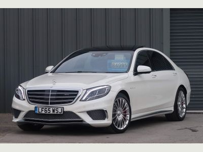 Mercedes-Benz S Class Saloon 6.0 S65L AMG LWB Saloon (s/s) 4dr