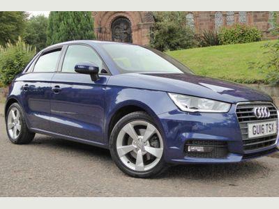 Audi A1 Hatchback 1.4 TFSI Sport Sportback (s/s) 5dr