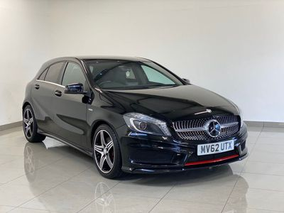 Mercedes-Benz A Class Hatchback 2.0 A250 BlueEFFICIENCY AMG 7G-DCT 5dr (ENG)