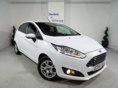 Ford Fiesta Hatchback 1.5 TDCi ECOnetic Titanium (s/s) 5dr