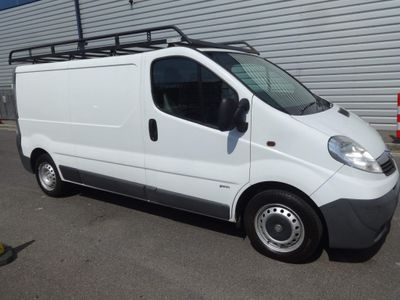 Vauxhall Vivaro Panel Van 2.0 CDTI 2900 Panel Van LWB 4dr (EU4, LWB)
