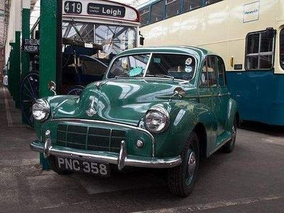 Morris Minor Unlisted