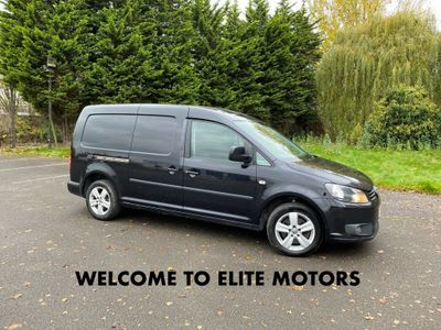 Volkswagen Caddy Maxi Panel Van 2.0 TDI C20 Maxi Highline Panel Van 5dr