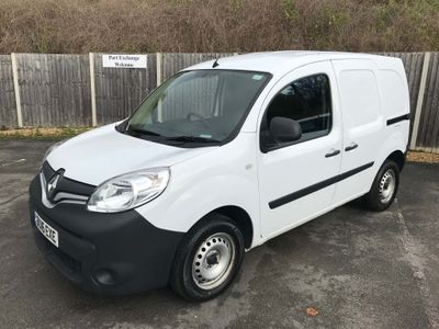 Renault Kangoo Panel Van 1.5 dCi ML19 Business L2H1 5dr