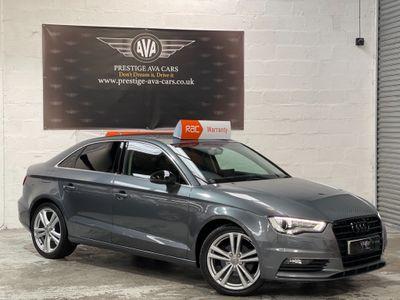 Audi A3 Saloon 1.6 TDI Sport S Tronic (s/s) 4dr (Nav)