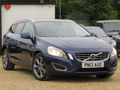 Volvo V60 Estate 2.0 D4 Ocean Race 5dr