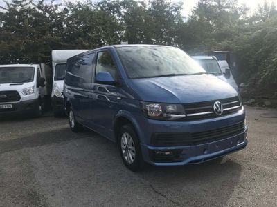 VOLKSWAGEN TRANSPORTER Panel Van 2.0 TDI BlueMotion Tech T28 Highline Panel Van 5dr (LWB)