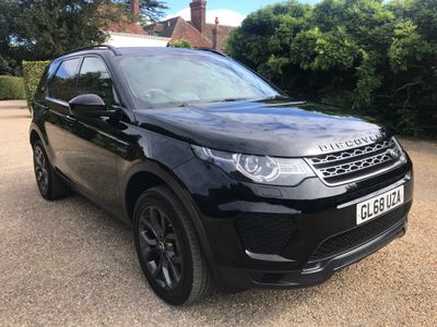 Land Rover Discovery Sport SUV 2.0 TD4 Landmark Auto 4WD (s/s) 5dr 7 Seat