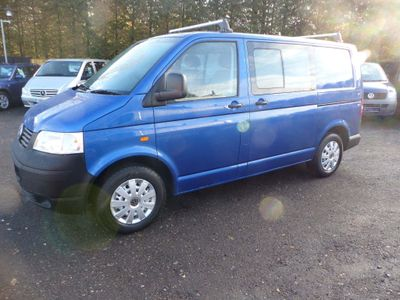 Volkswagen Transporter Window Van 2.5 TDI T30 Window Van 4MOTION 4dr (SWB)