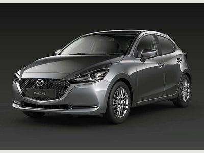Mazda Mazda2 Hatchback 1.5 SKYACTIV-G MHEV Sport Nav (s/s) 5dr
