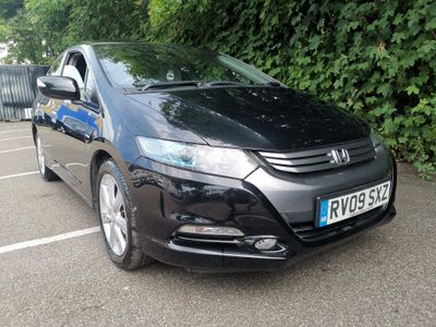 Honda Insight Hatchback 1.3 ES CVT 5dr
