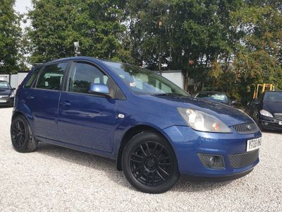 FORD FIESTA Hatchback 1.4 TDCi Zetec Blue Edition 5dr