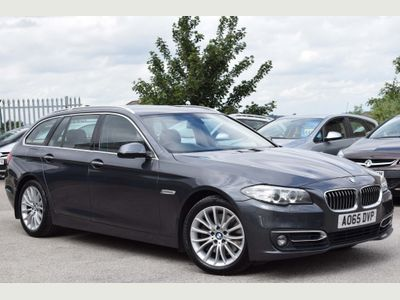 BMW 5 Series Estate 3.0 530d Luxury Touring 5dr
