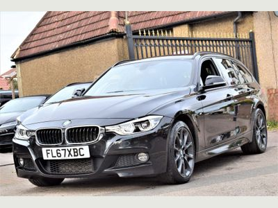 BMW 3 Series Estate 3.0 335d M Sport Touring Auto xDrive (s/s) 5dr