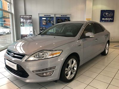 FORD MONDEO Hatchback 2.0 Titanium X Powershift 5dr