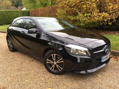 Mercedes-Benz A Class Hatchback 1.6 A180 SE (Executive) 7G-DCT (s/s) 5dr