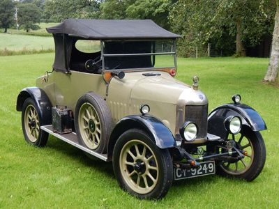 Morris Cowley Convertible