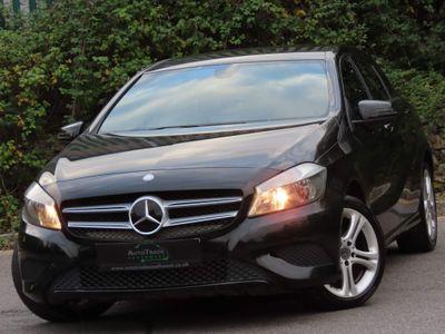 Mercedes-Benz A Class Hatchback 1.5 A180 CDI Sport Edition 7G-DCT 5dr (E6)
