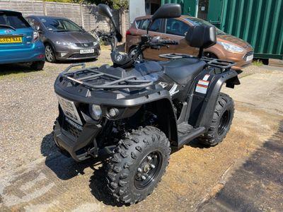 Quadzilla 150 Quad/ATV 150 Midi RV
