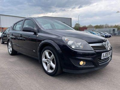 Vauxhall Astra Hatchback 1.9 CDTi SRi 5dr