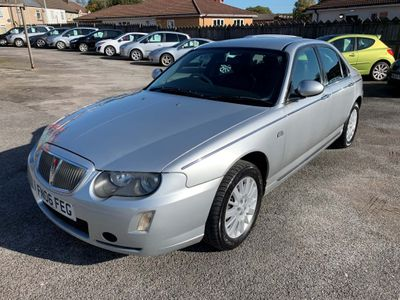 Rover 75 Saloon 2.0 CDT Classic 4dr