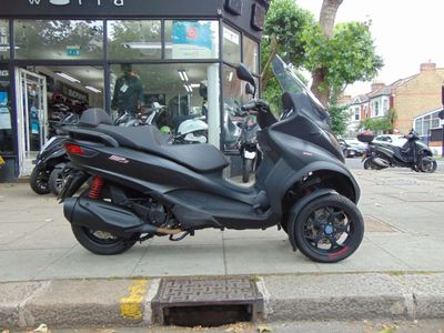 Piaggio MP3 Three Wheeler 350 350 Sport