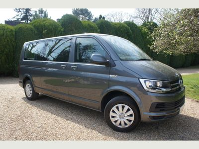 Volkswagen Transporter Shuttle Other 2.0 TDI BlueMotion Tech SE Shuttle FWD (s/s) 5dr