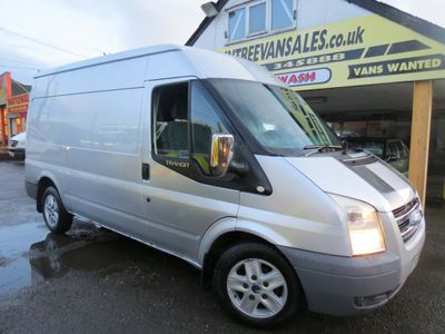 Ford Transit Panel Van 2.2 TDCi 280 M Limited Panel Van 5dr (MWB)
