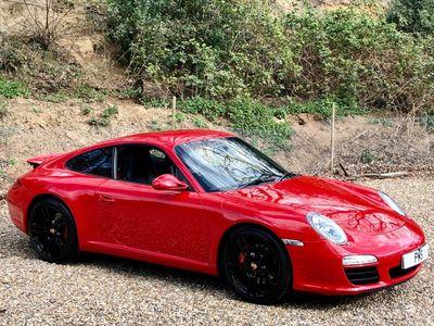 Porsche 911 Coupe 3.8 997 Carrera S PDK 2dr