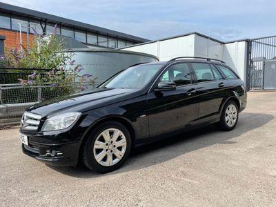 Mercedes-Benz C Class Estate 2.1 C220 CDI BlueEFFICIENCY SE (Executive) Auto 5dr