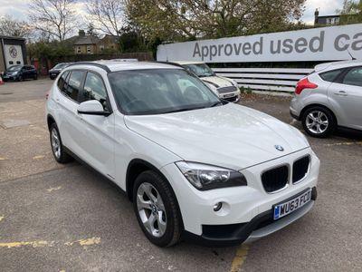 BMW X1 SUV 2.0 20i SE Auto xDrive 5dr