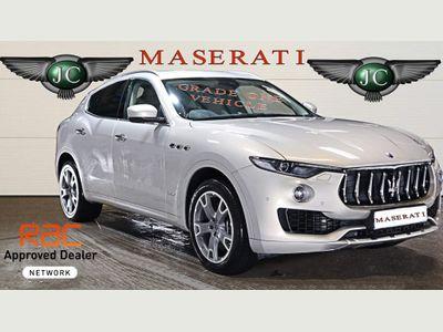 Maserati Levante SUV 3.0 V6 S ZF 4WD (s/s) 5dr