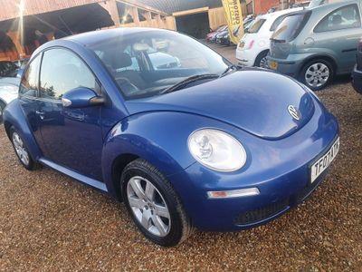 Volkswagen Beetle Hatchback 1.4 Luna 3dr