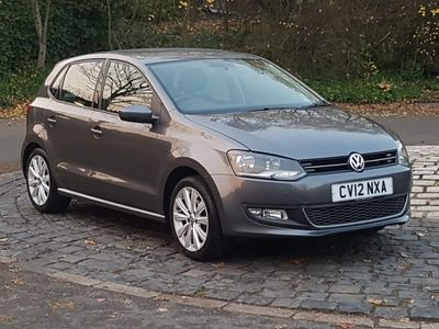 Volkswagen Polo Hatchback 1.6 TDI SEL 5dr