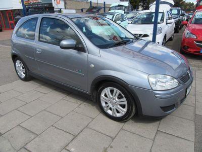 Vauxhall Corsa Hatchback 1.2 i 16v Active Easytronic 3dr (a/c)