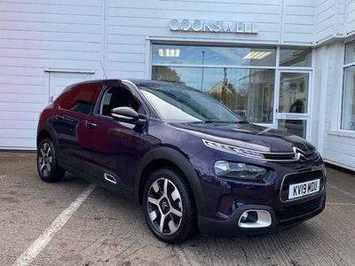 Citroen C4 Cactus Hatchback 1.5 BlueHDi Flair (s/s) 5dr