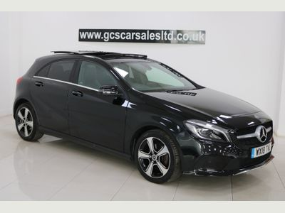 Mercedes-Benz A Class Hatchback 1.6 A200 Sport Edition Plus (s/s) 5dr