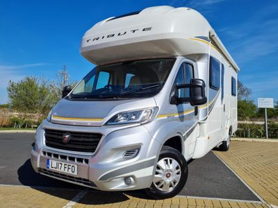 Auto-Trail Sorry now sold Coach Built Fiat ducato 2.3 m-jet