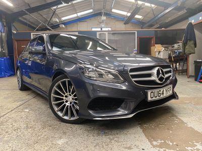 Mercedes-Benz E Class Saloon 2.1 E250 CDI AMG Line 7G-Tronic Plus 4dr