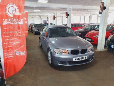 BMW 1 Series Coupe 2.0 120i SE 2dr