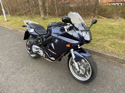 BMW F800ST Sports Tourer 800 ST