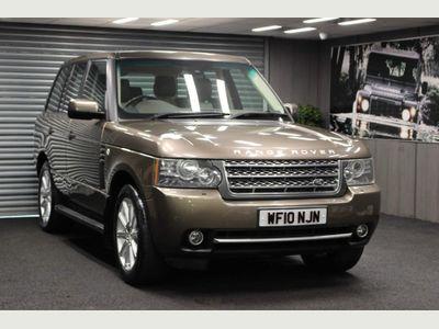 Land Rover Range Rover SUV 3.6 TD V8 Autobiography 5dr