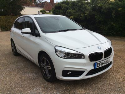 BMW 2 Series Active Tourer MPV 1.5 218i Sport Active Tourer Auto (s/s) 5dr