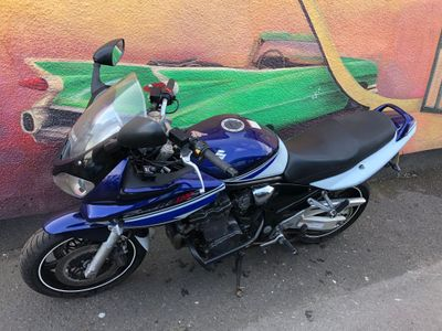 SUZUKI GS1200 Unlisted F 1200