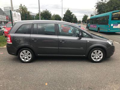 Vauxhall Zafira MPV 1.8 16V Design 5dr
