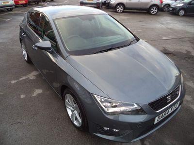 SEAT Leon Hatchback 2.0 TDI CR FR (Tech Pack) (s/s) 5dr