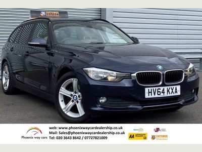 BMW 3 Series Estate 1.6 316i SE Touring (s/s) 5dr